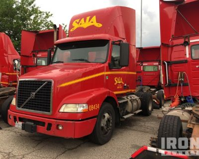 2008 (unverified) Volvo VN VNM 4x2 S/A Day Cab Truck Tractor