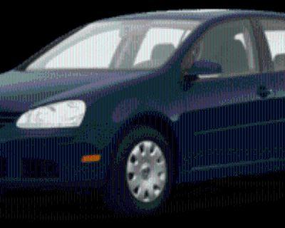 2007 Volkswagen Rabbit 2-door Auto