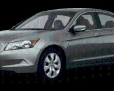 2010 Honda Accord EX-L Sedan I4 Automatic