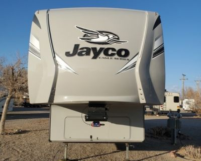 2018 Jayco Eagle 355MBQS Fifth Wheel RV 42' King Beds 355MBQS