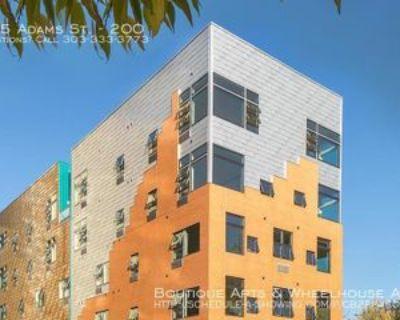 135 Adams St #200, Denver, CO 80206 Studio Apartment