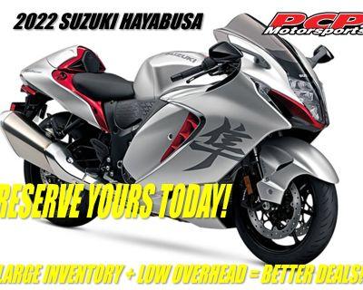 2022 Suzuki Hayabusa Supersport Sacramento, CA