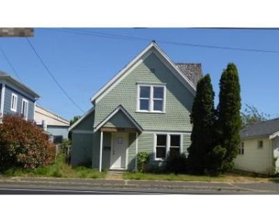 3 Bed 2 Bath Preforeclosure Property in Hoquiam, WA 98550 - 5th St