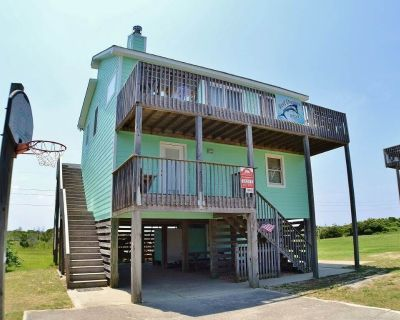 Home is stocked with your needs in mind and decorated for your comforts. - South Nags Head