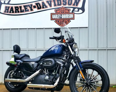 2013 Harley-Davidson Sportster Iron 883 Sport Athens, OH