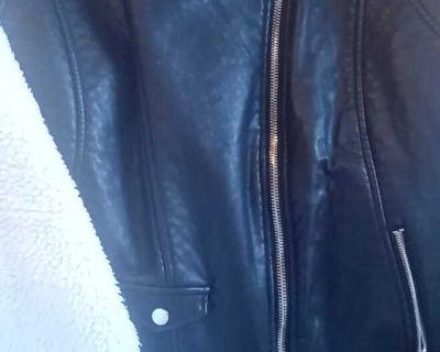 Warm stylish jacket