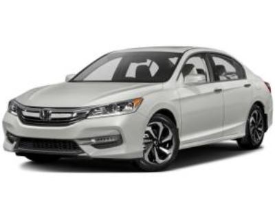 2016 Honda Accord EX-L V6 Sedan Automatic