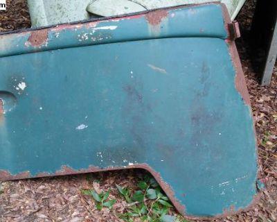60-63 Ice-Pick Front Door P/S