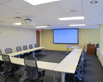 Private Meeting Room for 24 at Back Bay Meeting, Conference, and Workshop Center