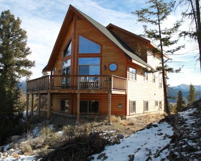 Beautiful Family And Pet Friendly Mountain Cabin - Twin Lakes