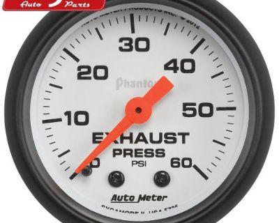 Auto Meter 5725 Phantom Mechanical Exhaust Pressure Gauge