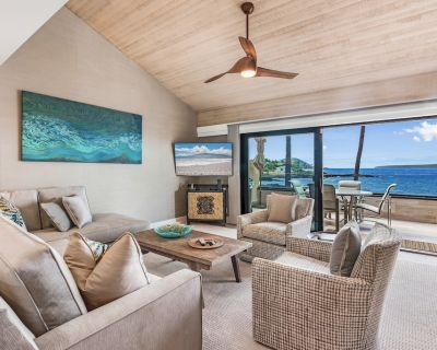 Oceanfront Penthouse 3br/3ba Condo in Makena Surf with Spectacular Views - Makena