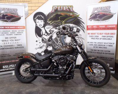 2020 Harley-Davidson Street Bob Softail South Saint Paul, MN