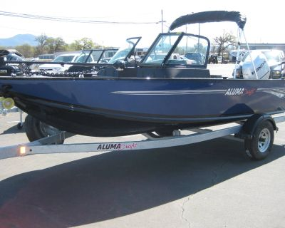 2020 Alumacraft Voyageur 175 Sport Aluminum Fish Boats Lakeport, CA