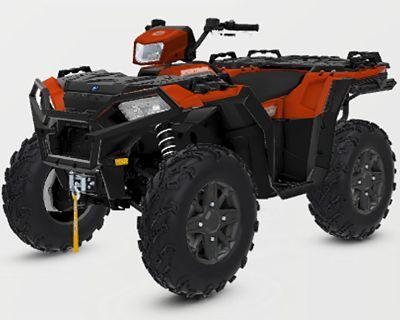 2021 Polaris Sportsman 850 Premium Trail Package ATV Utility Kaukauna, WI