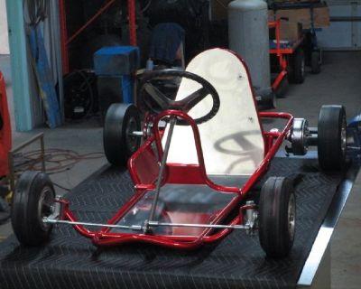 """Vintage Go Karts """"1965 Hawthorne"""""""