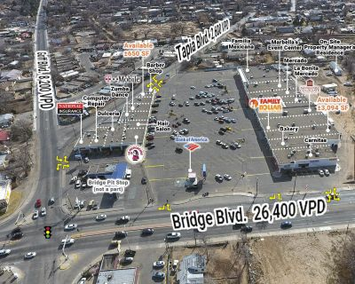 Goff Plaza Shopping Center for Sale