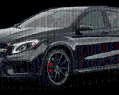 2018 Mercedes-Benz GLA GLA 45 AMG