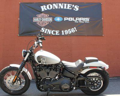 2021 Harley-Davidson Street Bob 114 Softail Pittsfield, MA
