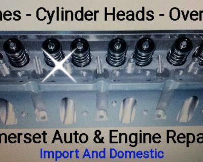 Somerset Auto & Engine Repairs 8303462568