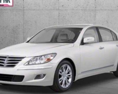 2012 Hyundai Genesis 4.6