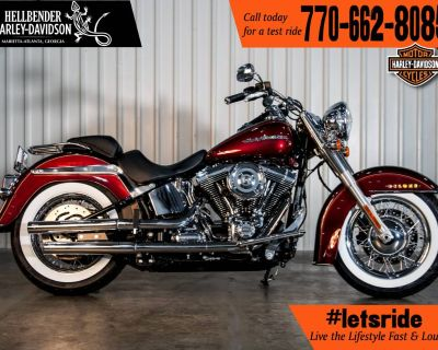 2016 Harley-Davidson Softail Deluxe Cruiser Marietta, GA