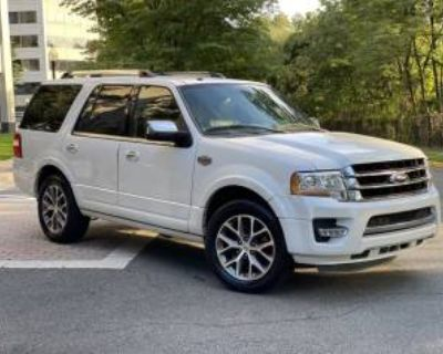 2016 Ford Expedition King Ranch RWD