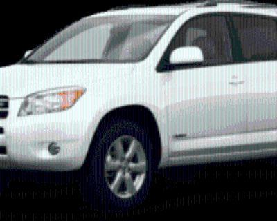 2008 Toyota RAV4 Limited V6
