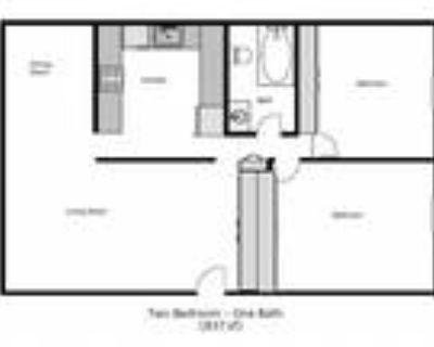 Gold Oaks Apartments - 2 Bedroom 1 Bathroom