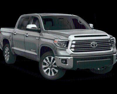 New 2021 Toyota Tundra Limited CrewMax 5.5' Bed 5.7L (Natl)