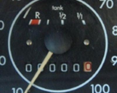 Volkswagen Speedometer Gauge Repair VW