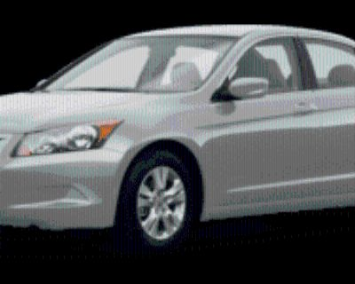 2008 Honda Accord LX Sedan I4 Automatic