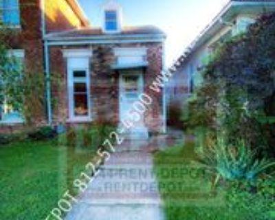 1912 1912 1914 W. Indiana St #1914, Evansville, IN 47712 2 Bedroom Apartment