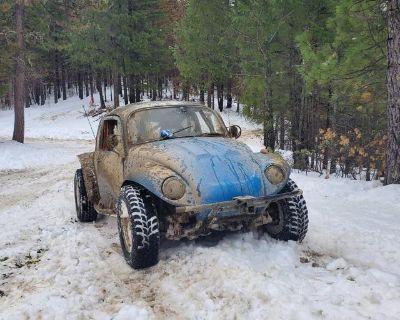 69 Baja Bug Project