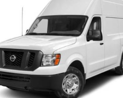 2020 Nissan NV Cargo NV2500 HD S
