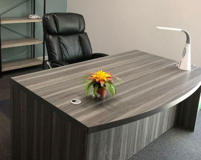 100 sq ft Private Office