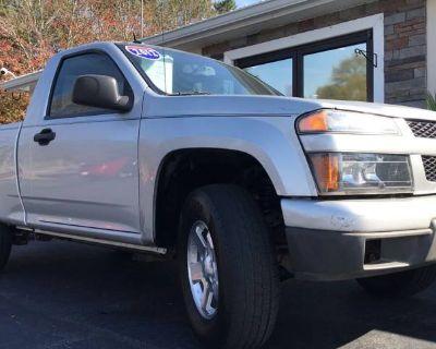 2012 Chevrolet Colorado 1LT