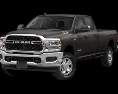 New 2022 RAM 3500 Tradesman 4WD
