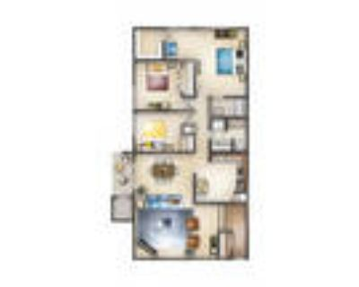 The Forest Apartments - 3 Bedroom/Den