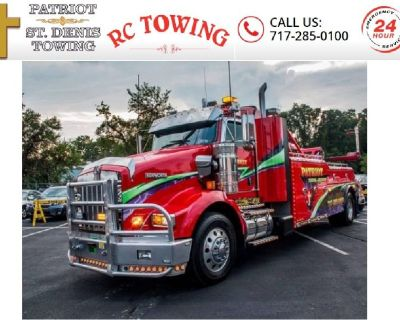 Roadside Assistance Experts for Vehicle Towing Service in Lancaster PA