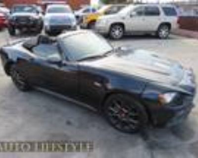 Repairable Cars 2017 FIAT 124 Spider for Sale