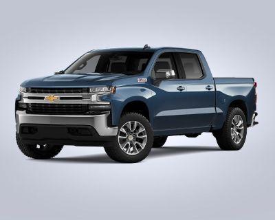 New 2021 Chevrolet Silverado 1500 LT Four Wheel Drive Truck