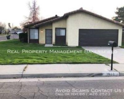 1901 Talisman Dr, Bakersfield, CA 93304 3 Bedroom House