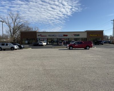 Walmart Shadow Anchor - Retail Space Available