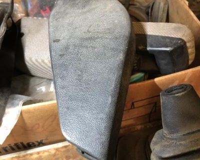 Vanagon E-brake boots