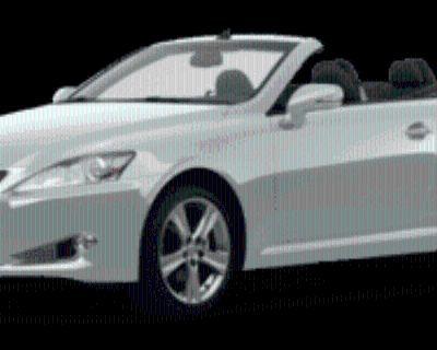 2012 Lexus IS IS 250C
