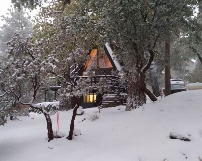 Peaceful A-Frame with Incredible Views - Pine Cove