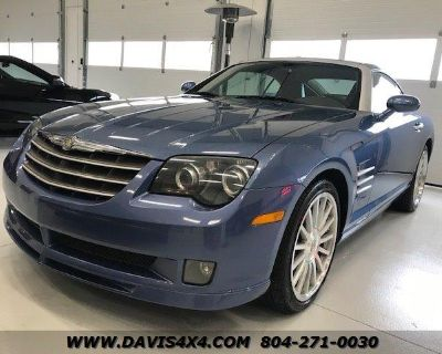2005 CHRYSLER CROSSFIRE SRT-6 Edition Supercharged Sports Car 116761
