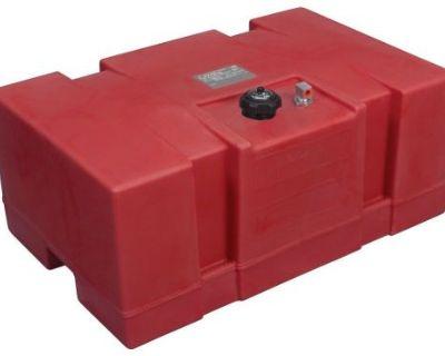 Moeller Boating Topside Fuel Tank With Mechanical Vent Gauge (24-gallon)
