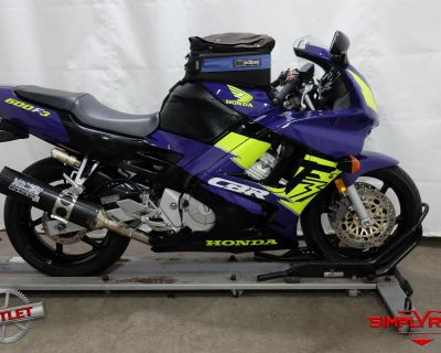 1995 Honda CBR600F3 Sport Eden Prairie, MN